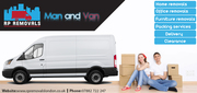 Offering man and van services for home removals at economical