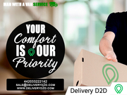 Flat Movers Service in London - 08000119116