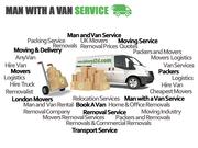 Man and Van Service - 08000119116