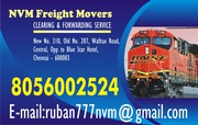 NVM Freight Movers | leading Clearing Forwarding agents in Chennai