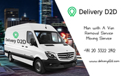 Removal Truck - Budget Van Hire - DeliveryD2D