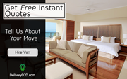Save Upto 80% On Your Move | Cheap Van Hire | Shared Van Service