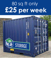 M4 Self Store - Commercial & Domestic Storage