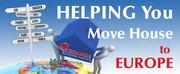 Edwards European Moving - Get 4 Weeks Free Storage
