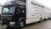 Movers International For Removals To Spain