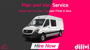 dilivi | Movers & Removals | Van Hire | Rent a Van
